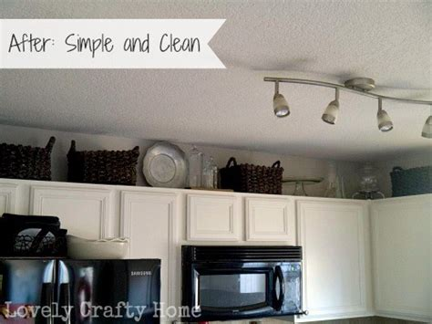 what to do with the space above kitchen cabinets 187 easy diy floral arranging tips