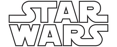 printable star wars logo star wars logo free transparent png logos