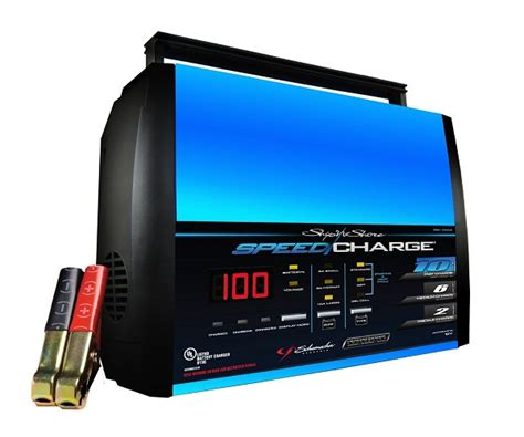 best auto battery charger best 5 car battery chargers for a cold winter