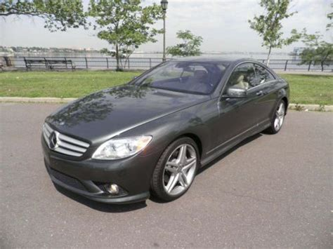 mercedes englewood new jersey find used 2010 cl550 4 matic amg sports package in