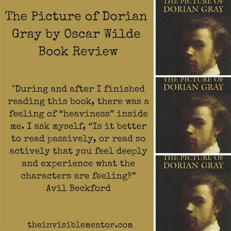 the picture of dorian gray yellow book the picture of dorian gray by oscar wilde a book review