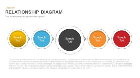 kinship chart template relationship diagram powerpoint and keynote template