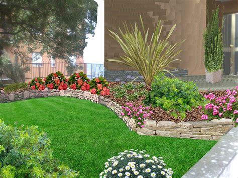 rendering giardini garden design vivaio e stefanelli todi