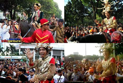 Sho Kuda Yang Asli foto2 jokowi dan prabowo naik kuda info indonesia
