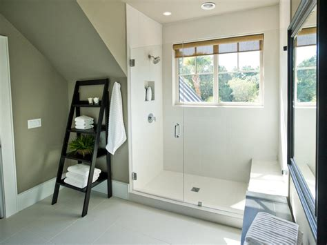 bathroom shower window photo page hgtv