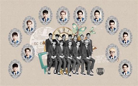 exo wallpaper tumblr 2014 exo wallpapers wallpaper cave