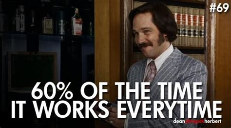 Sex Panther Meme - anchorman quotes google search movies anchorman