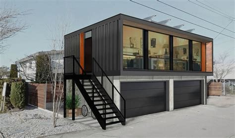Prefab Kitchen Island by You Can Order Honomobo S Prefab Shipping Container Homes