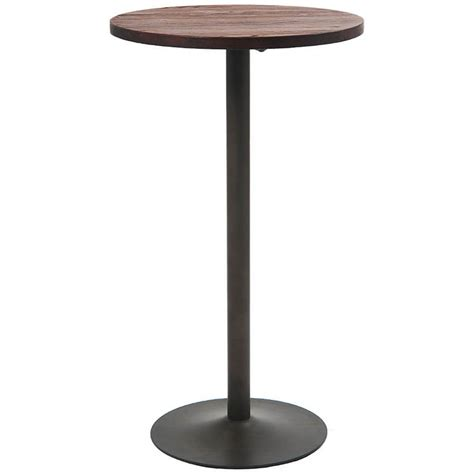 Industrial Bar Table Industrial Series Bar Height Table