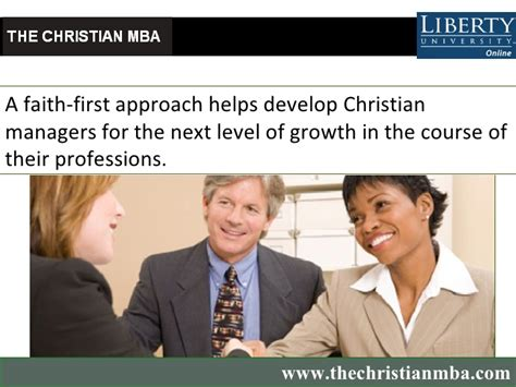 Faith Mba by Christian Mba Degree