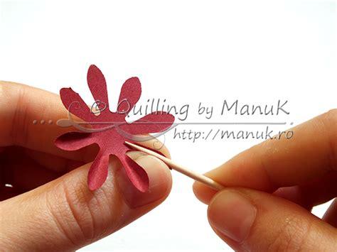 quilling chrysanthemum tutorial chrysanthemums stemmed paper flowers tutorial quilling