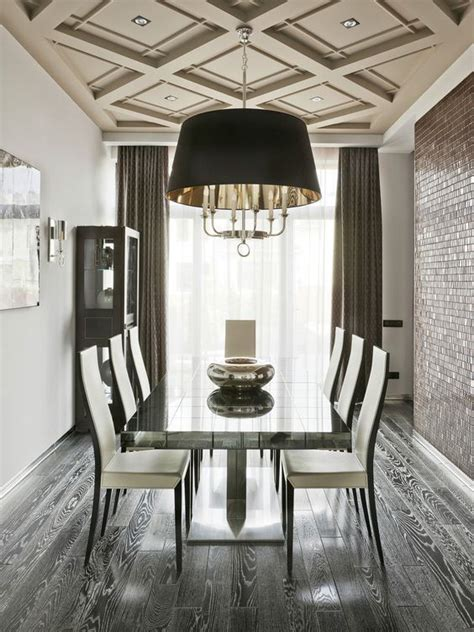 dining room coffered ceiling 36 stylish and timeless coffered ceiling ideas for any