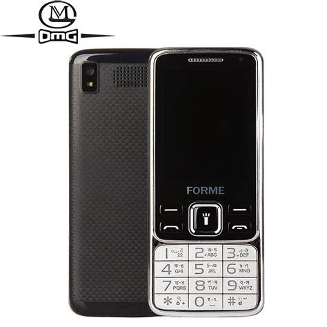 Mini 1 Cellular band dual sim unlocked mobile phone big keyboard fonts original forme mini 1 cell