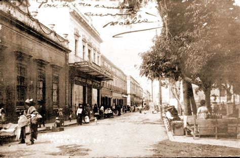imagenes antiguas de uriangato calle valladolid 1910 morelia mi morelia pinterest