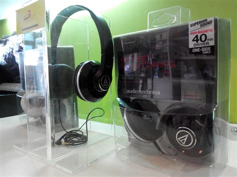 Audio Technica Ath S500 Hitam audio technica ath s500 monitoring headphone