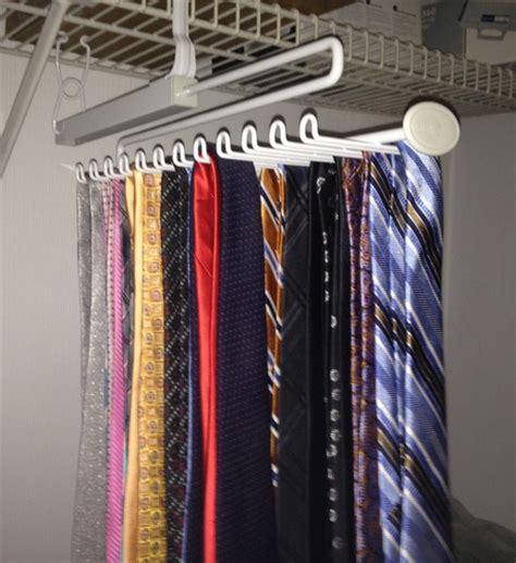 Closetmaid Belt And Tie Rack by Closetmaid 8060 Sliding Tie Belk Rack