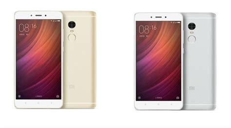 Xiaomi Redmi Note 4 4x Versi Snapdragon xiaomi redmi note 4x with 4gb ram snapdragon 653 spotted