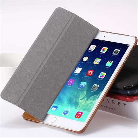 Mini 1 2 3 Retina Rotating Smart Flipcover Casing Bumper buy ultra thin flip leather 360 rotating cases apple 2 3 4 fashion smart stand cover