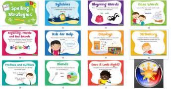 spelling strategies posters deped tambayan ph