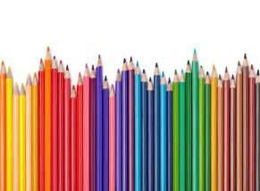 colouring pencils wall mural children s wall murals wallpaper ink