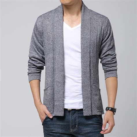Big Sale Sale Basic Cardigan Xl New Produk 2015 new arrival s simple design slim fit cardigans open stitch fashion style casual