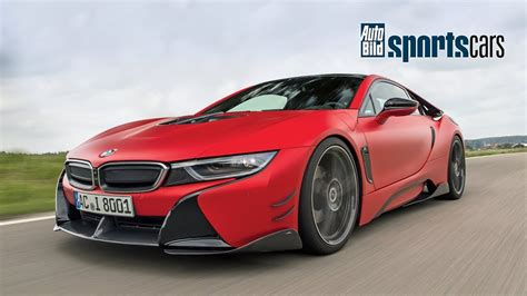 Auto Bild Sportscars Aktuelles Heft by Ac Schnitzer I8 Am Sachsenring Track Pov Hot Lap