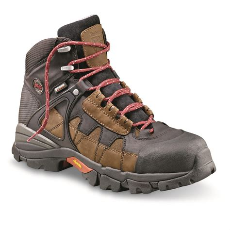 timberland waterproof work boots timberland pro s hyperion waterproof 6 quot alloy toe work