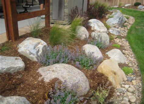 Backyard X Scapes Boulder Rock River Boulder Rock Garden