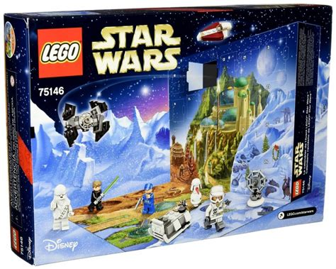 Wars Advent Calendar Lego Wars 75146 Advent Calendar 2016