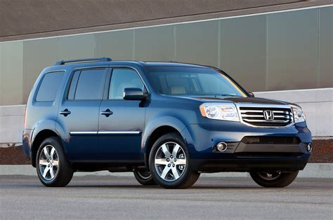 honda pilot 2014 honda pilot reviews and rating motor trend