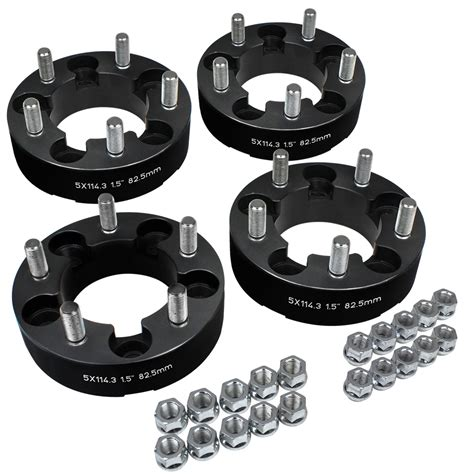 Jeep Liberty Wheel Spacers 4pc 1 5 Quot Inch Wheel Spacers Jeep Grand Wrangler