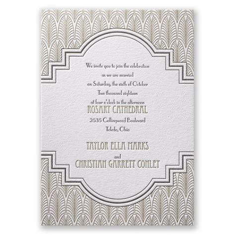 Wedding Invitations Deco by Deco Wedding Invitations Cobypic