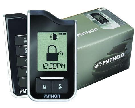 Alarm Motor Lc python 991 responder lc3 sst security remote start system
