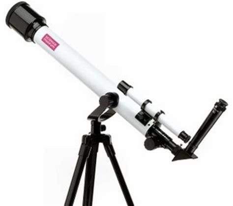 Lensa Cembung Untuk Teropong teropong atau teleskop nan punya
