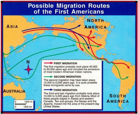 american migration from asia map ahistory units 1