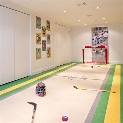 sports basement field basement