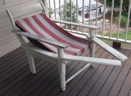 antique vintage squatters chairs red white cs