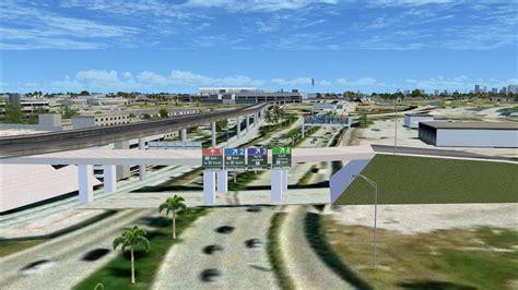 Juanda Scenery Fsx review of latinvfr kmia miami international airport v1 1