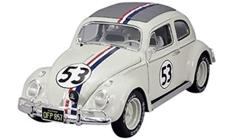 Wheels Elite 1 18 Scale Herbie From Herbie Goes To Monte Carlo V herbie goes to monte carlo vw wheels elite 1 18 diecast model 1963 volkswagen beetle bly22