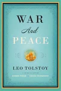 war and peace sparks a literary skirmish npr