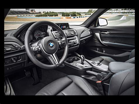 Bmw M2 Interior by 2016 Bmw M2 Coupe Interior 2 1024x768 Wallpaper
