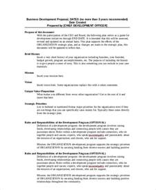 Business Plan Proposal Template Business Proposal Free Pdf Word Psd Documents Download