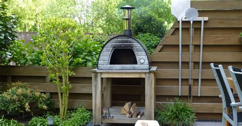 maximus woodfired oven brustics