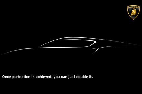 Lamborghini Teaser Lamborghini Teaser For 2014 Motor Show With Tagline