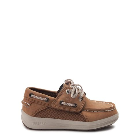 toddler boat shoes toddler youth sperry top sider gamefish boat shoe journeys