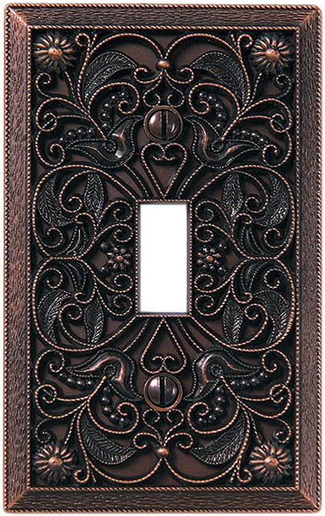 amerelle grayson 1 duplex wall plate copper and the home 95 best images about wall plates and switch plates on