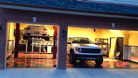cool garage pictures racedeck garage flooring ideas cool garages with cool cars too contemporary garage and