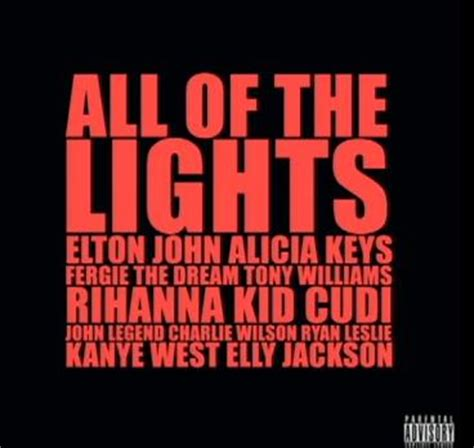 videoclip all of the lights kanye west ft rihanna