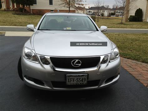 lexus sedans 2008 2008 lexus gs460 base sedan 4 door 4 6l