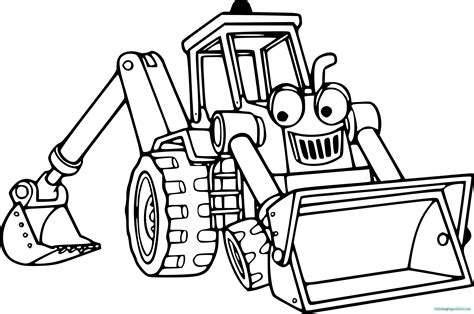 tractor coloring pages johnny tractor free coloring pages coloring pages for